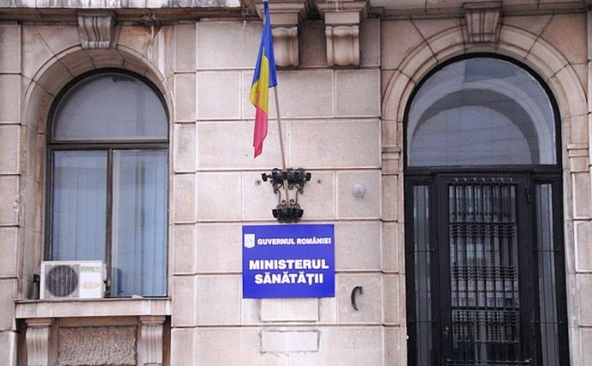 Patrimoniul Ministerului Sănătăţii, sub sechestru