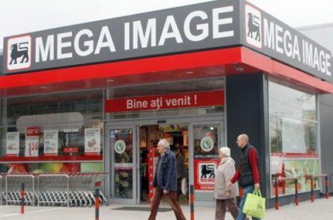 Alte  şase Mega Image în Bucureşti