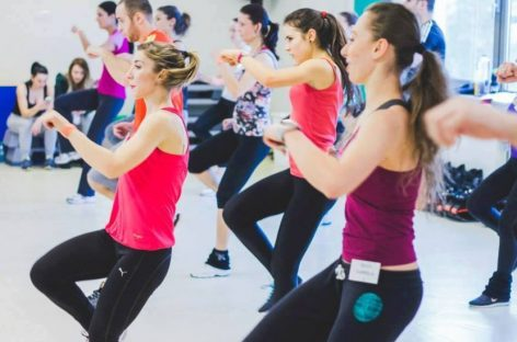 Convenția Internațională de Fitness, la București