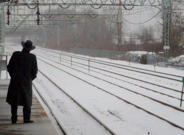 CFR Călători. Întârzieri cu orele şi zeci de trenuri anulate
