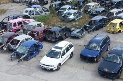 Radierea autovehiculului dus la REMAT