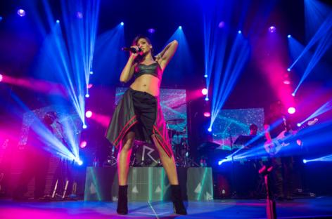 Rihanna concertează la vară în România