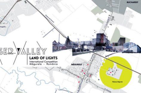 """Competiţia de idei """"Laser Valley – Land of Lights"""""""
