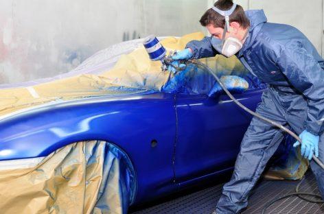 Se caută vopsitori auto în Suedia