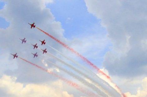 BIAS 2016, cel mai mare spectacol aviatic