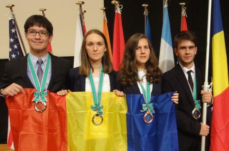 Să păstrăm inteligenţa acasă/Grant de cercetare pentru olimpicii români