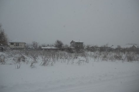 Prognoza pe trei luni/Iarna şi-a intrat pe deplin în drepturi