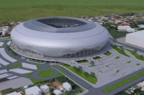"""Lucrările la noul stadion """"Ion Oblemenco""""din Craiova sunt disponibile online"""