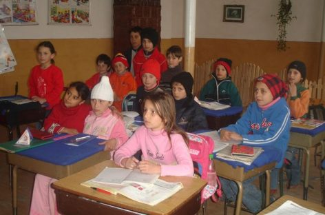 Gradație de merit pentru prevenirea și combaterea abandonului școlar