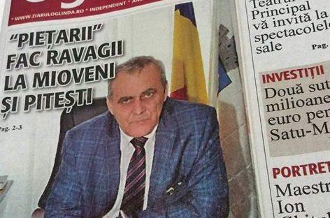Ziarul Oglinda a reapărut pe piaţă, relansat după 14 ani