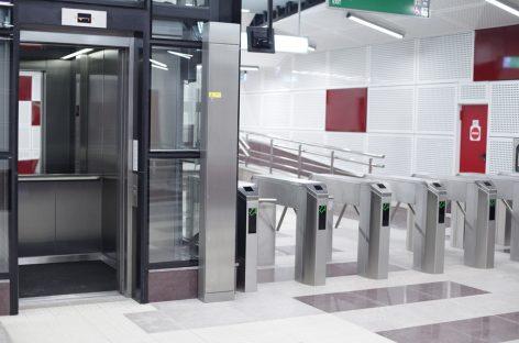 Acces îngreunat la metrou pentru schimbarea instalaţiilor de control