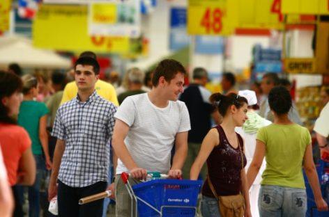 De 1 mai, supermarket-urile sunt deschise toată ziua