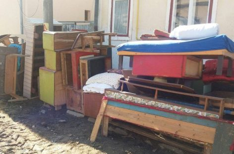 În Sectorul 3, ridicarea deşeurilor mari începe din 6 mai