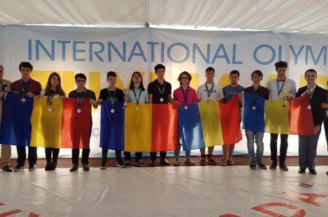Douăsprezece premii la Olimpiada Internaţională Pluridisciplinară