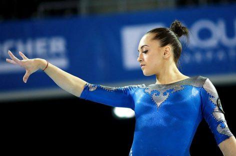 Larisa Iordache, campioană la Universiada de vară de la Taipei