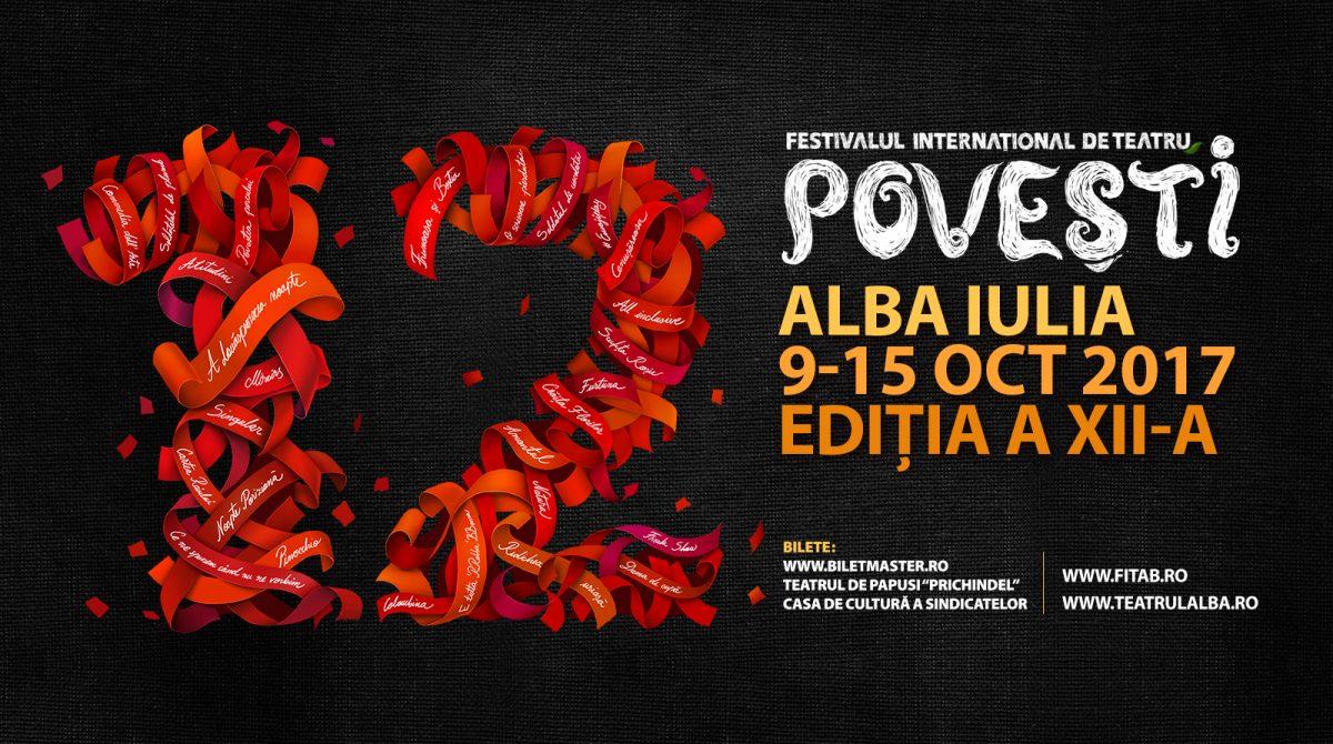 """""""Poveşti"""" în Alba Iulia. Festivalul Internaţional de Teatru"""
