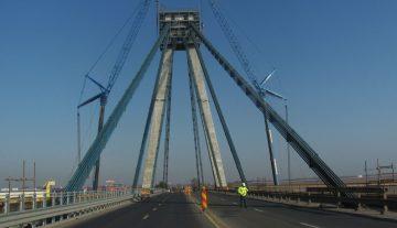 Din nou restricţii de circulaţie pe Podul Agigea