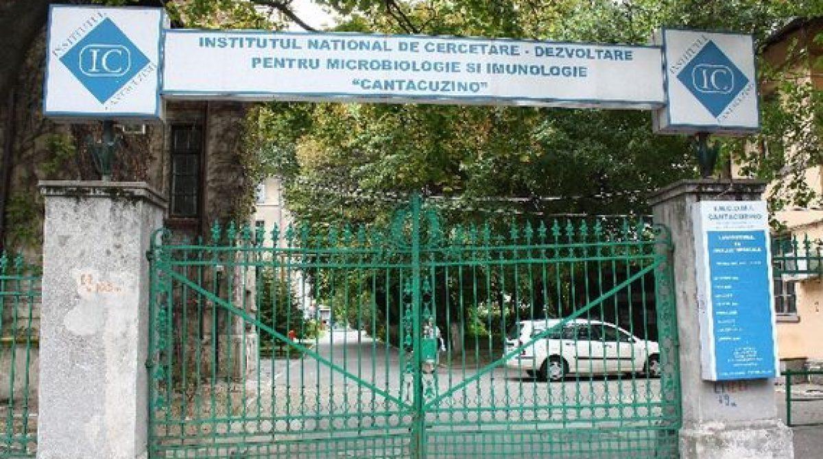 """Ce au decis guvernanţii în legătură cu Institutul """"Cantacuzino"""""""