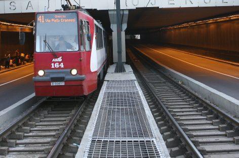 Alte trei linii de tramvai se transformă în aşa numitul metrou uşor