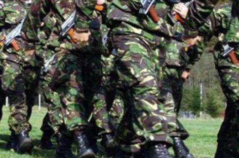 Armata Română caută rezervişti voluntari până pe 20 octombrie