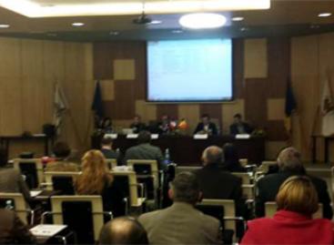 Al XIV-lea Congres al Notarilor Publici din România, între 24 şi 25 noiembrie