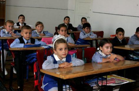 Înscrierea copiilor în învăţământul primar începe în luna martie