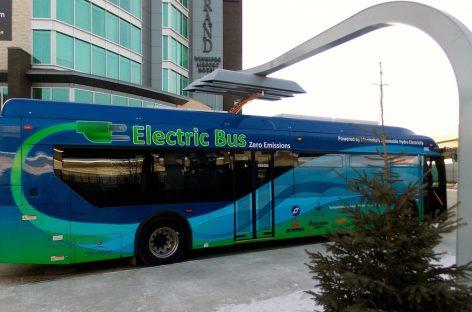 Primăria Capitalei va cumpăra autobuze complet nepoluante