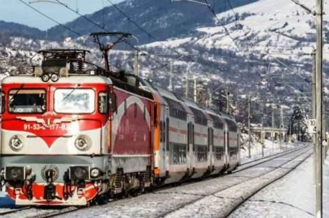 """""""Trenurile zăpezii"""" vin cu reduceri de tarif de până la 56 %"""