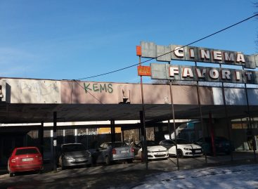 """La """"Cinema Favorit"""" rulează de 20 de ani un film românesc"""