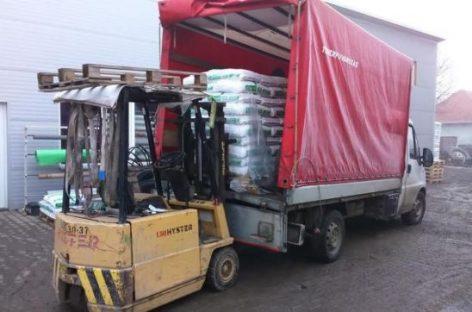 Ghid pentru transportatorii de îngrăşăminte chimice