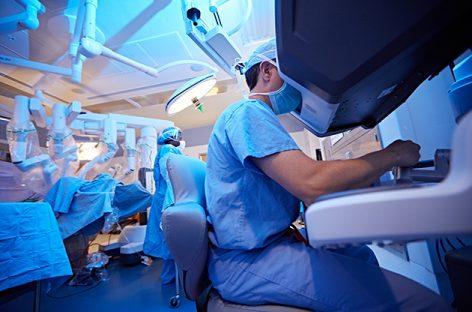 Premieră. Primul centru de chirurgie robotică pentru copii, la Timişoara
