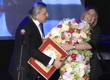 Simona Halep, cetăţean de onoare al Municipiului Bucureşti