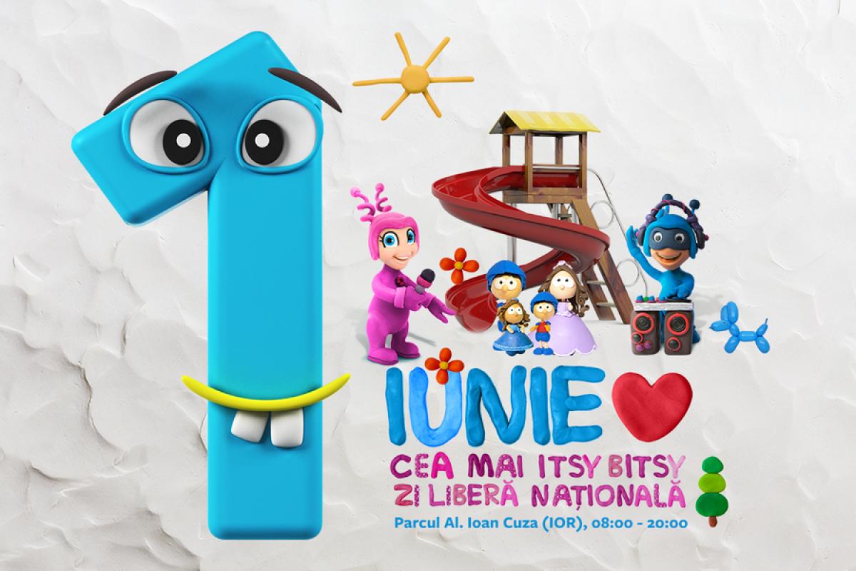 Ziua Internaţională a Copilului, în Parcul Cuza din Bucureşti
