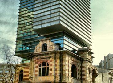 """""""Un secol de arhitectură românească"""", la Festivalul de la Londra"""