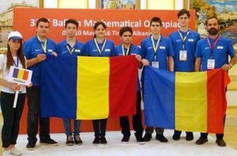 16 medalii la Olimpiadele Balcanice de Informatică 2018