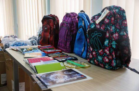 Rechizite și ghiozdane gratuite pentru preşcolari şi elevi