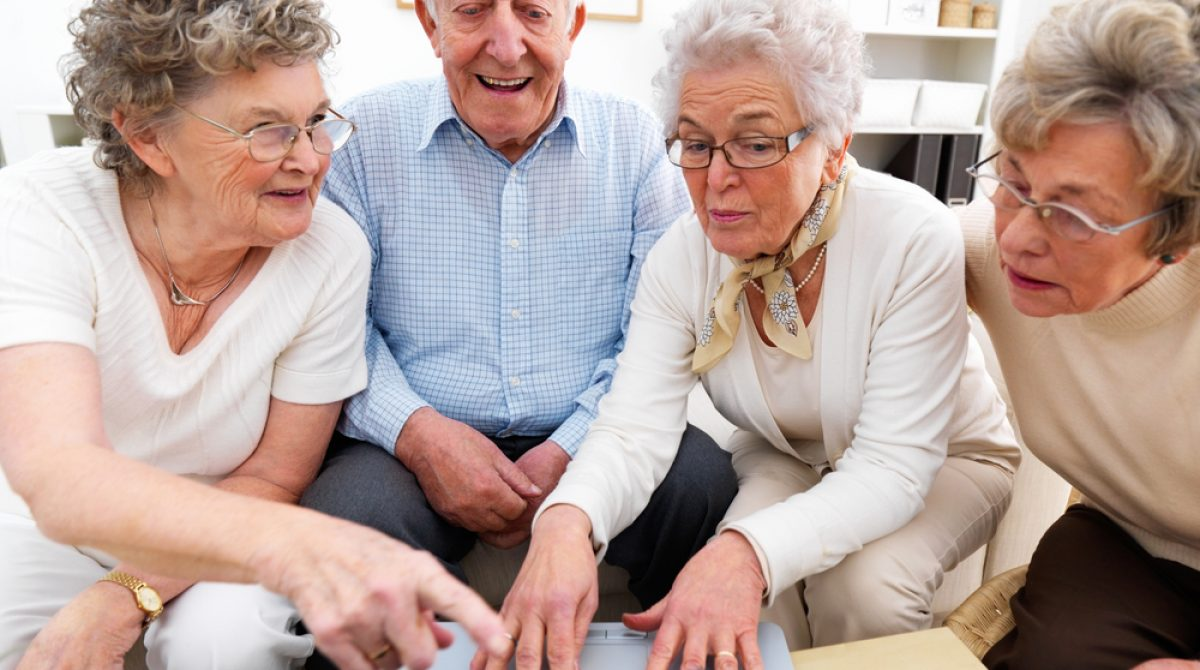 Unde trăiesc cei mai mulţi vârstnici din Europa