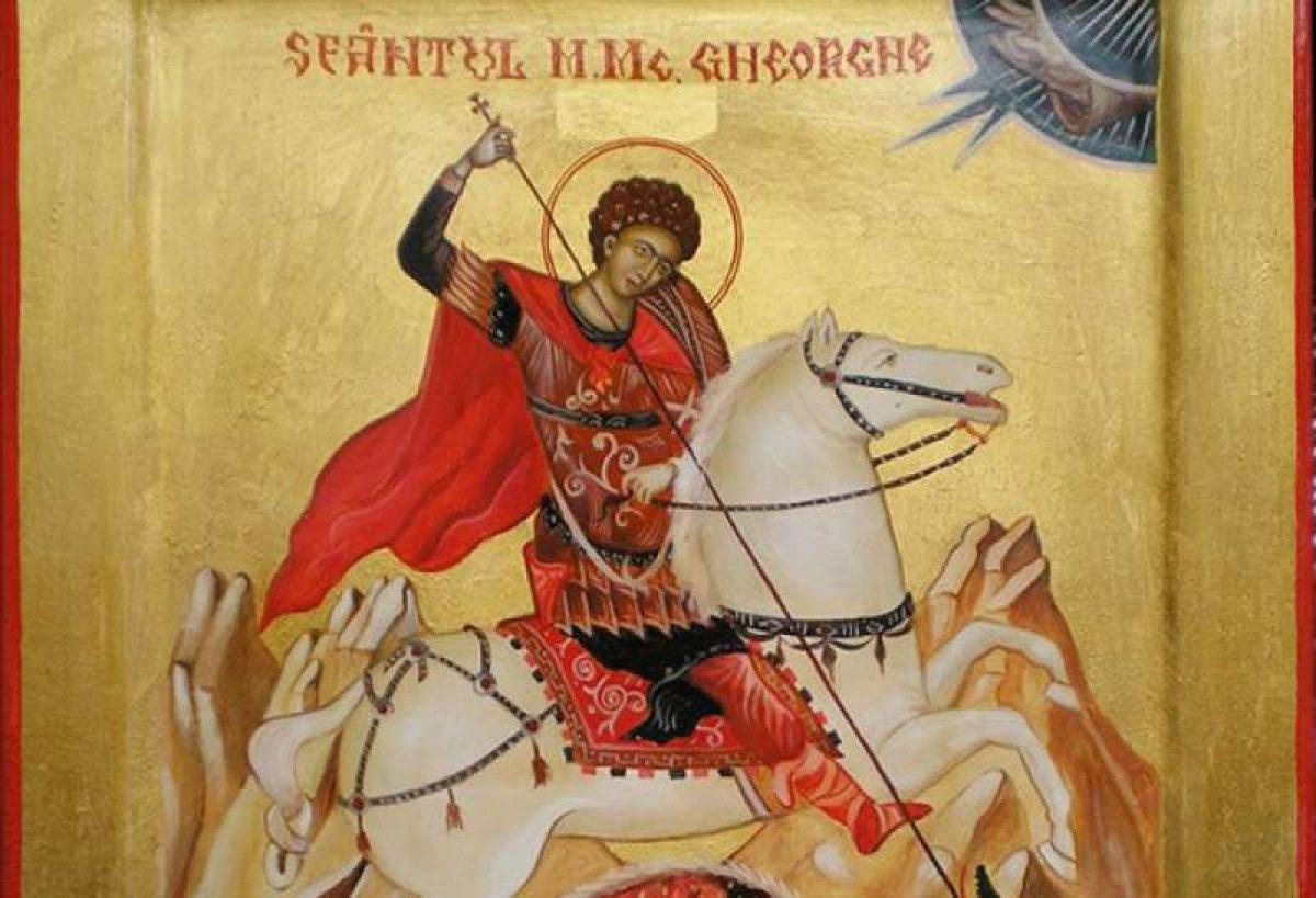 Decizie BOR. De ce nu se mai serbează Sfântul Gheorghe pe 23 aprilie?