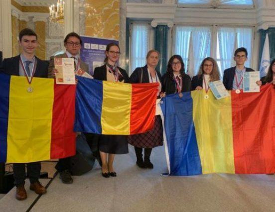"""Şase medaliipentru România la Olimpiada Internaţională de Chimie """"D. I. Mendeleev"""""""