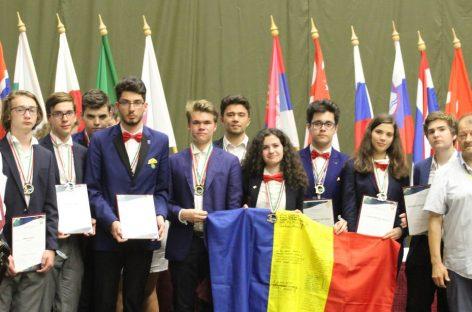 Rezultat de excepție pentru România la Olimpiada Internaţională de Astronomie şi Astrofizică 2019