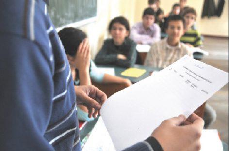 Înscrierea la liceu, în trei etape