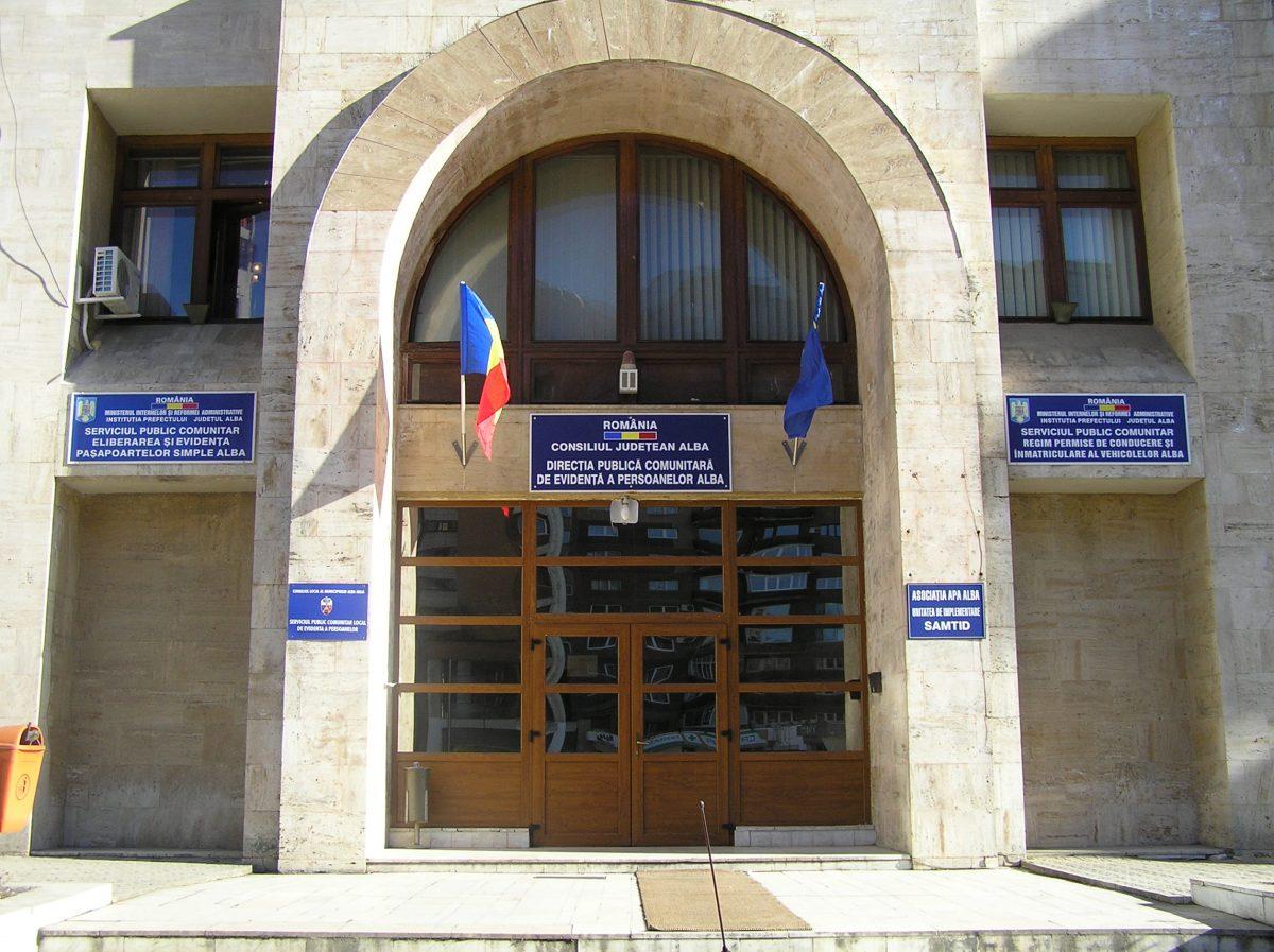 Pentru alegeri, program special la Evidenţa Populaţiei