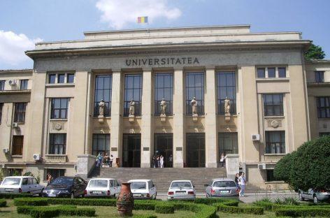 Clasament internaţional. Universitatea din Bucureşti, fruntaşă în topul academic