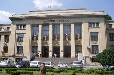 Peste 7.800 de locuri pentru admiterea 2017 la Universitatea Bucureşti