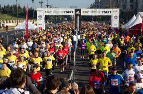 Maratonul Bucureştiului. Circulaţia auto blocată timp de două zile
