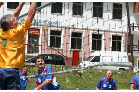 Săptămâna Europeană a Sportului. Peste 300 de evenimente sportive
