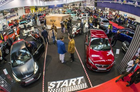 Salonul Auto Bucureşti & Accesorii, în Pavilionul Central de la Romexpo