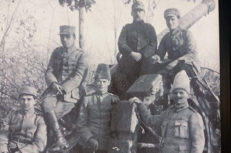 Primul Război Mondial, oglindit în scrisorile ostaşilor români
