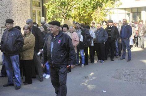 Un sfert din populaţia României, în pericol în următorii cinci ani