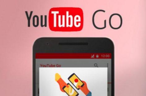 Încărcare clipuri. Google a lansat aplicaţia YouTube Go